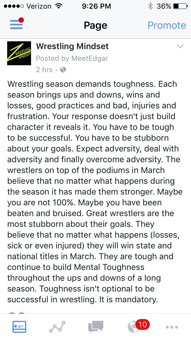 Wrestling Tough